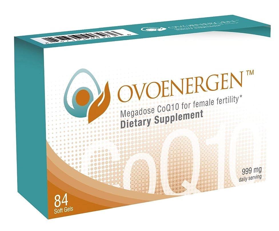 Ovoenergen CoQ10 for Female Fertility, 333 mg softgels, 999 mg/Day