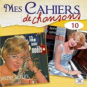 Mes cahiers de chansons, Vol. 10