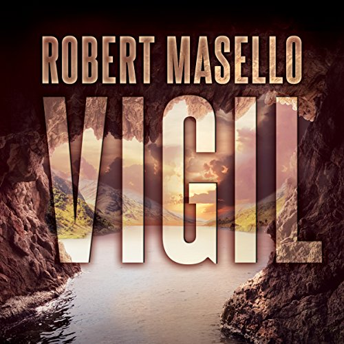 Vigil audiobook cover art
