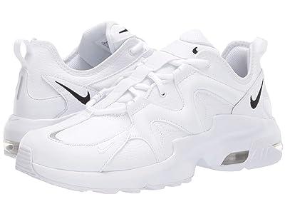 Nike Air Max Graviton Leather (White/Black/White) Men