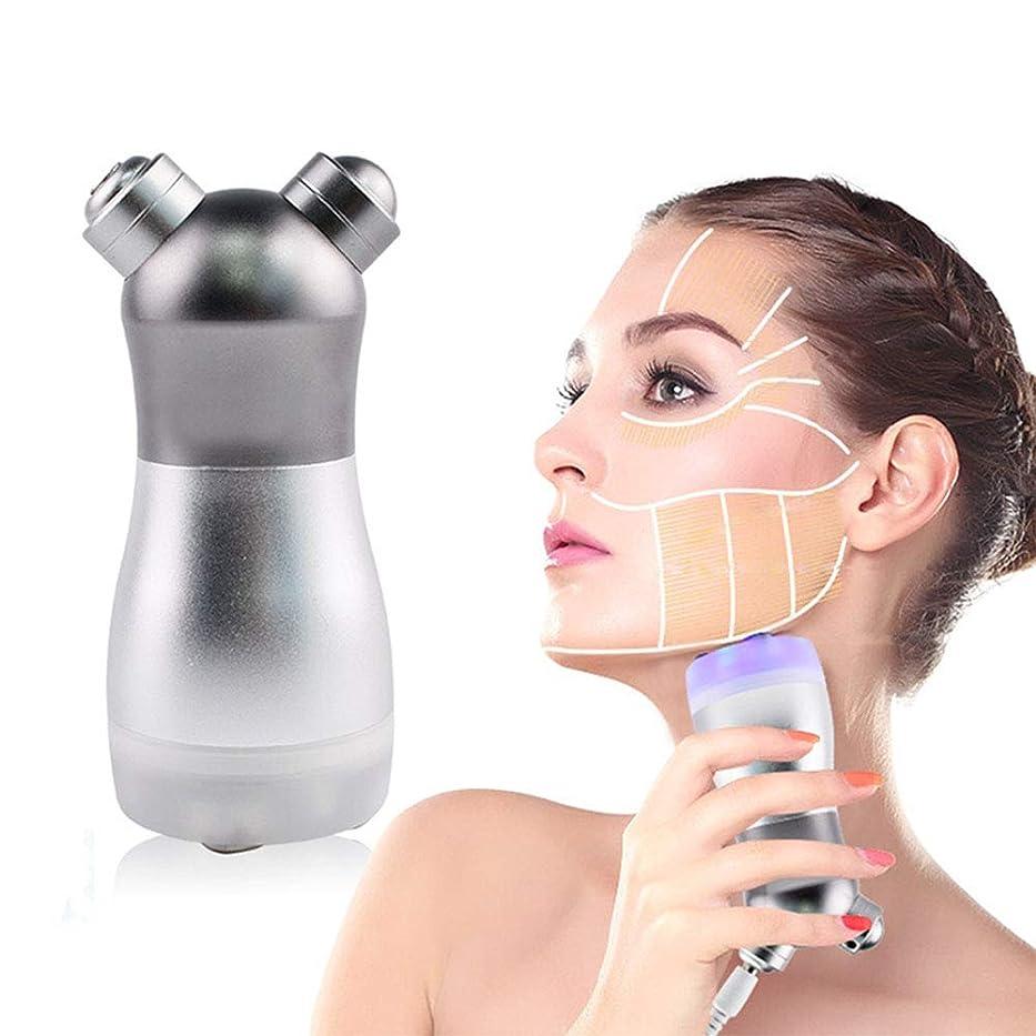 参加する計り知れないバストポータブル光子リンクルホーム用の肌の若返りのための除去フェイスリフトデバイス&ドットマトリクスTonningデバイス?フェイシャルアンチエイジング美容機器