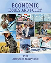 economic issues and policy jacqueline murray brux