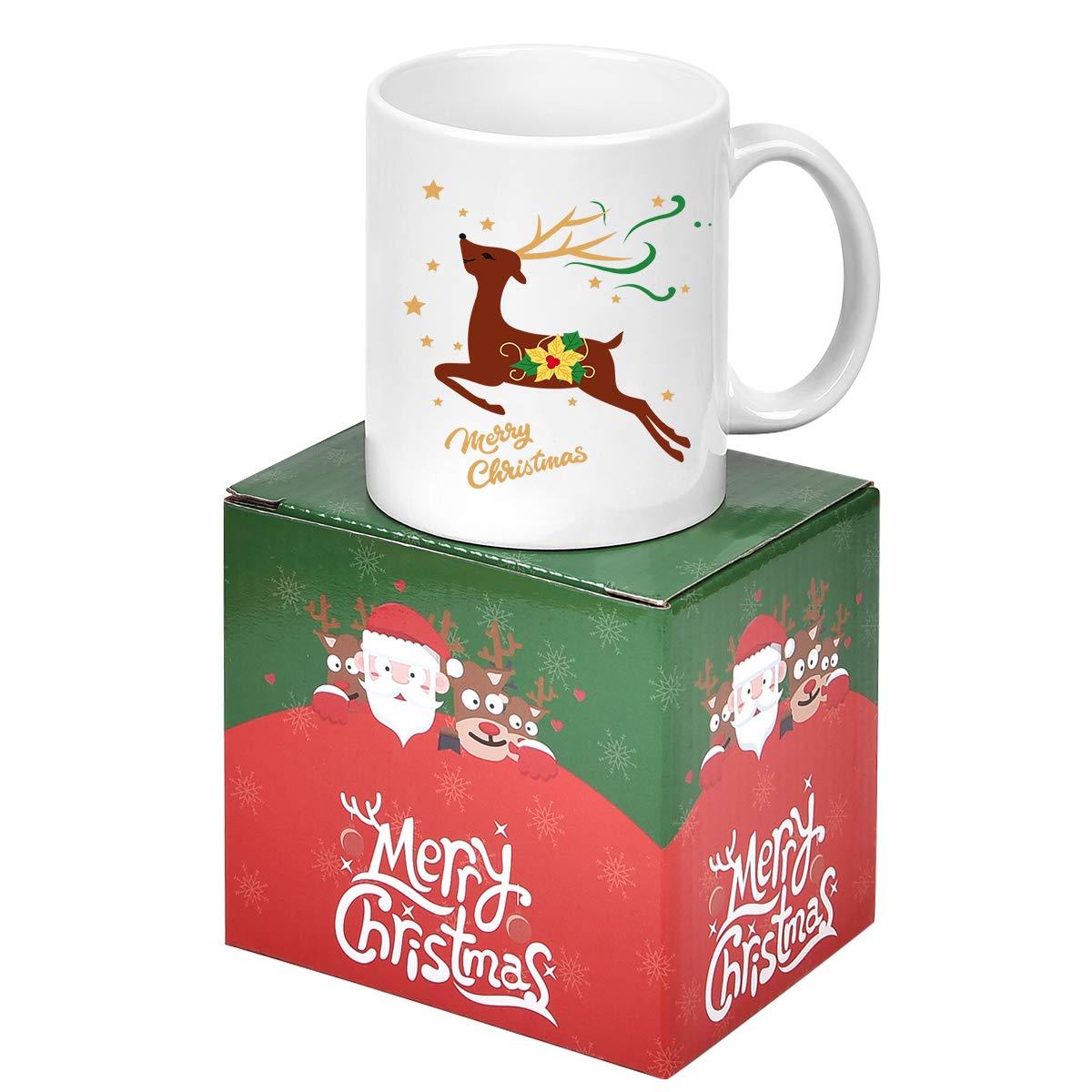 Funny Christmas Coffee Mug Merry Christm Buy Online In Burkina Faso At Desertcart