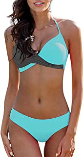 design senza tempo 85cf7 39407 Amazon.it: costumi mare da donna calzedonia