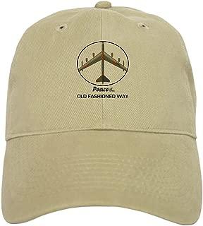 B-52 Peace The Old Fashioned Way Cap Baseball Cap