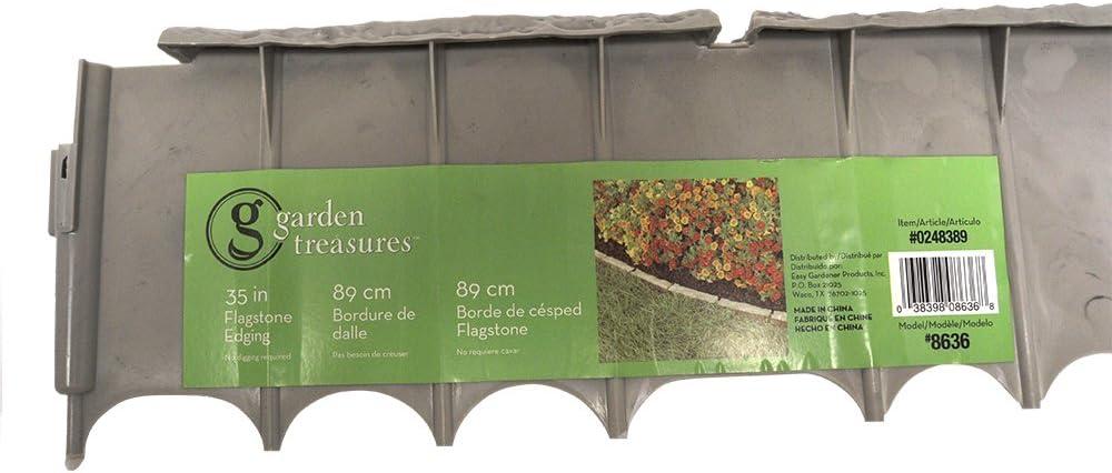 Easy Gardener トレンド 8636 Flagstone Decorative Edging Inc Landscape 2020モデル 36