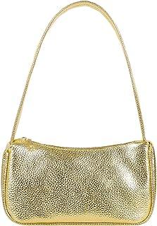 Modische Schultertasche, Damen-Handtasche, quadratisch, PU-Material, einfarbig, für Damen, geeignet für Verabredungen, Arb...