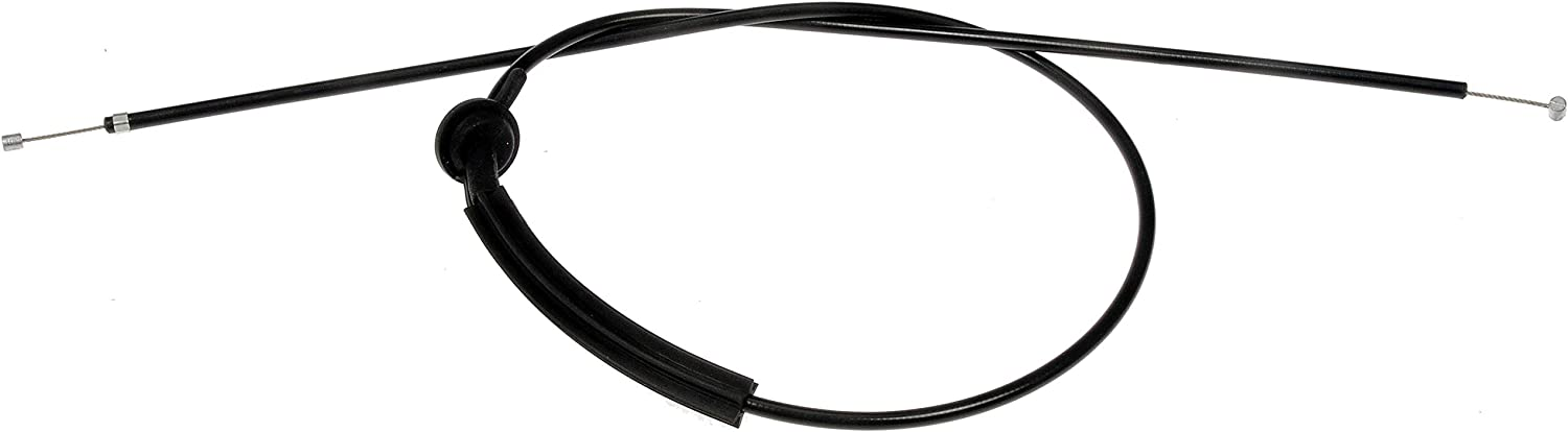 Dorman 912-451 Max 41% OFF Rear Hood Release BMW Models for 1 year warranty Cable Select