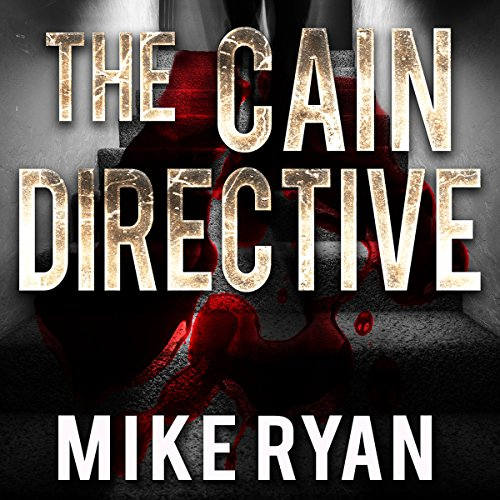 The Cain Directive audiobook cover art
