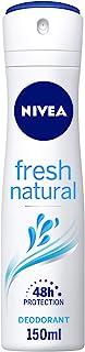 NIVEA Fresh Natural Anti-Perspirant Spray, 150 ml