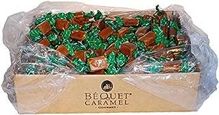 Bequet Gourmet Celtic Sea Salt Caramel 5lb bag (Celtic Sea Salt, 5lb bag)