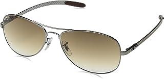 Ray-Ban RB8301 Tech Sunglasses 59 mm, Non-Polarized