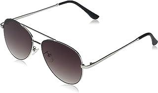 Amazon Essentials Men's Aviator Sunglasses Pilot