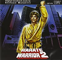 Stefano Mainetti - Karate Warrior (1 CD)