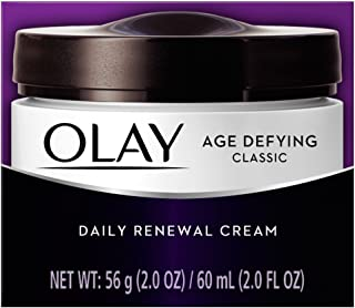 Olay Age Defying Daily Cream Renewal 2 Ounce (60ml) (2 Pack)