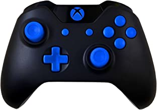 Blue Out 5000+ Modded Controller for Microsoft Xbox One - Custom Design that Works on All Shooter Games