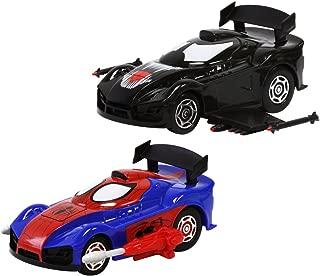 Ridemakerz Marvel Universe Spiderman and Venom Xtreme Customz Swap Set