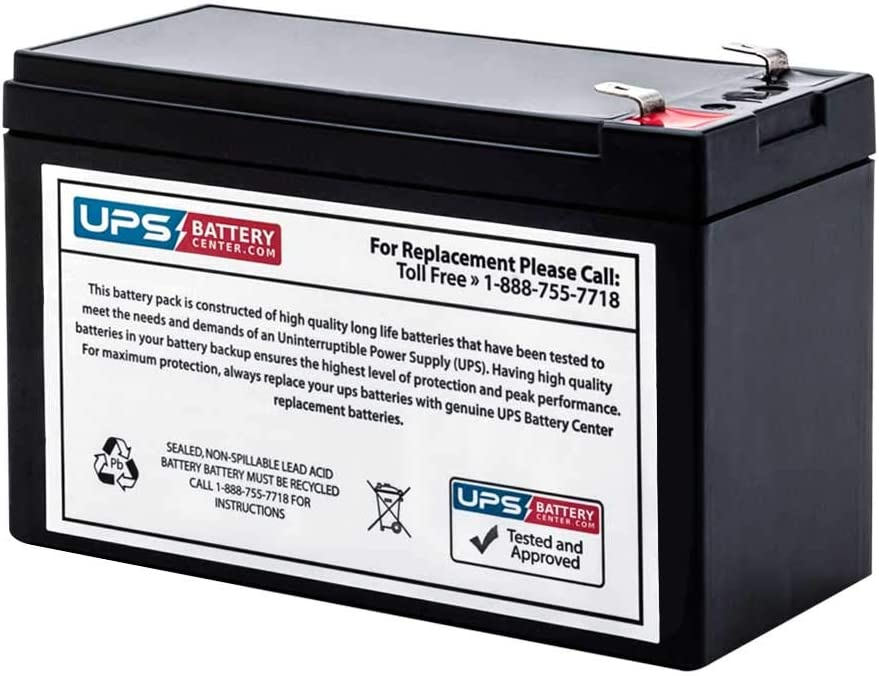 BX1000M Compatible Replacement Battery for APC Back UPS Pro 1000 by UPSBatteryCenter