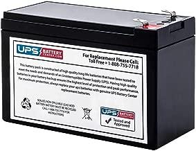 BE650MC - APC Back-UPS 650VA Compatible Battery by UPSBatteryCenter