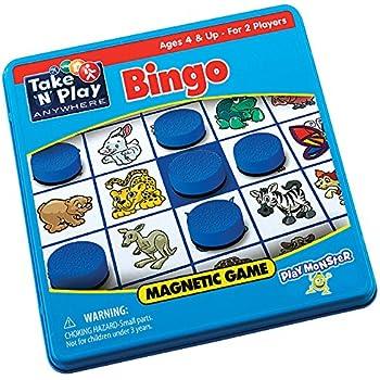 Take 'N' Play Anywhere - Bingo