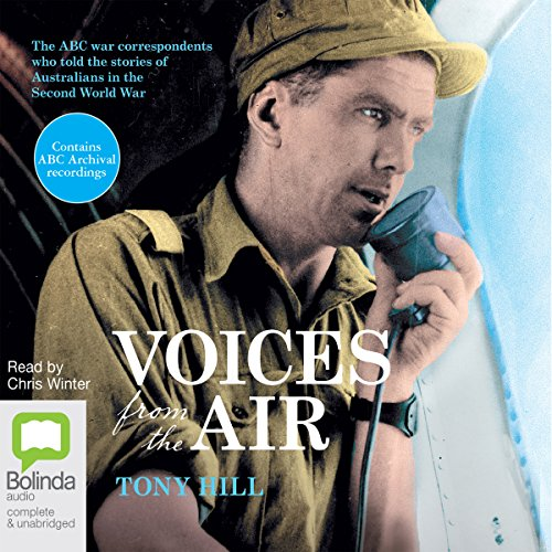 Voices from the Air audiobook cover art
