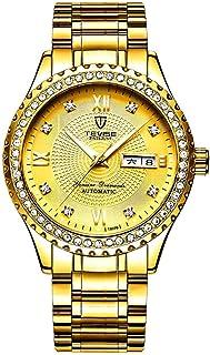 フェノコ美しい時計テビス機械カジュアルメンズ腕時計卸売自動機械時計