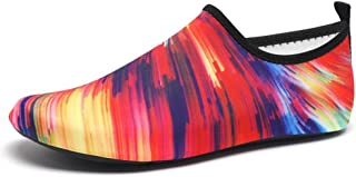 YAK Water Shoes Barefoot Quick-Dry Aqua Socks for Beach Swim Exercise
