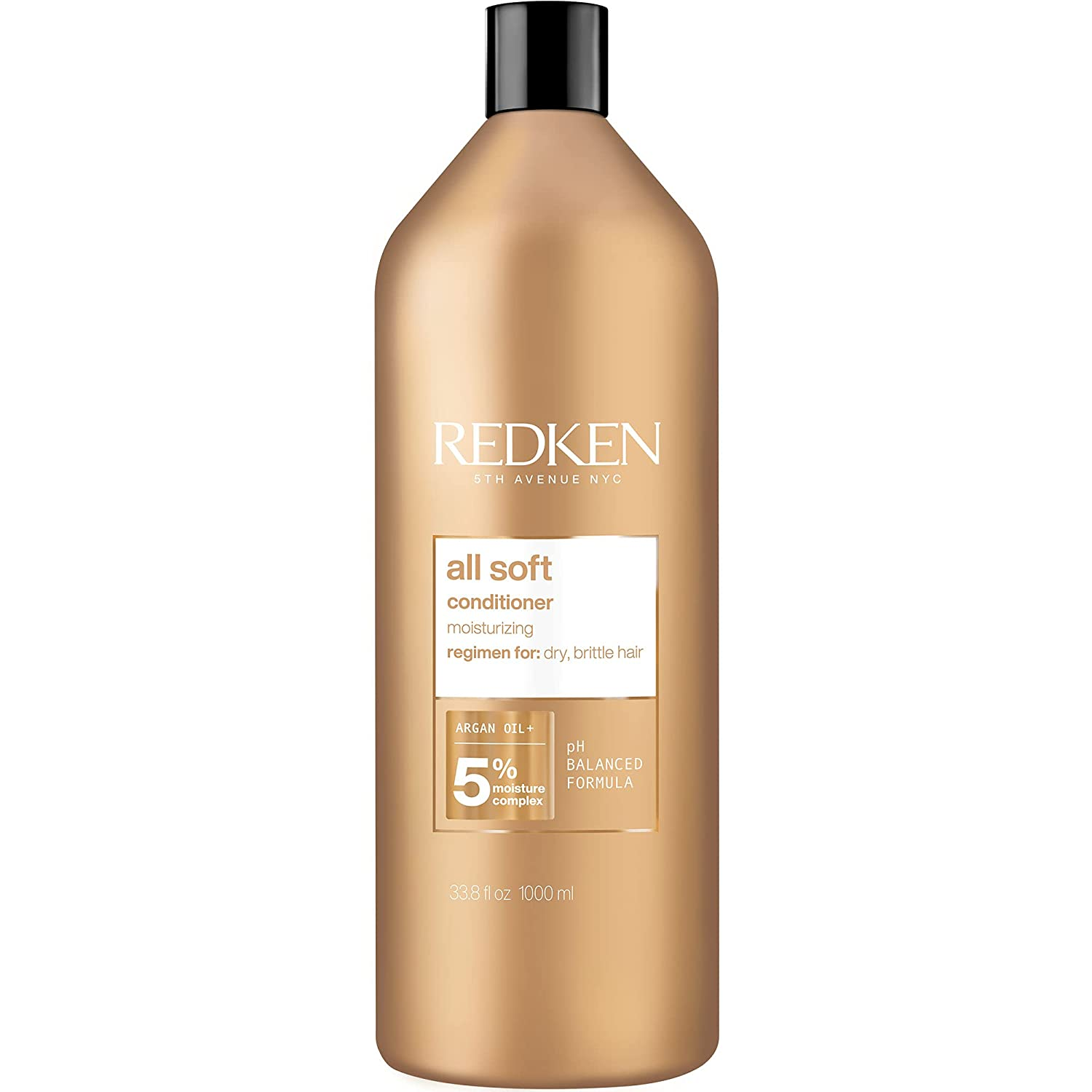 Redken All SEAL limited product Soft Conditioner For Moisturizes Attention brand Dry Brittle Hair