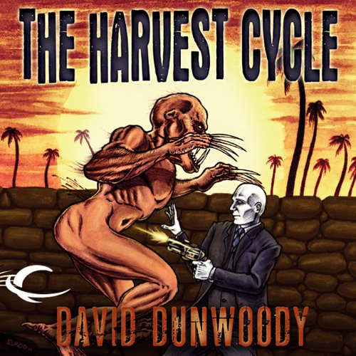 The Harvest Cycle audiobook cover art