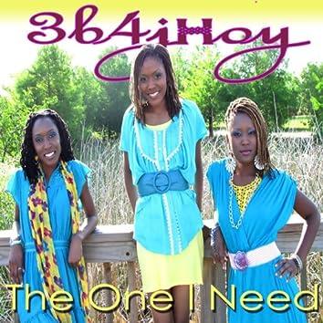 The One I Need - Single