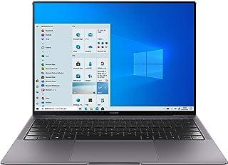 HUAWEI MateBook X Pro ノートパソコン 13.9インチ Windows 10 Home Core i5 メモリ16GB/SSD512GB MX250搭載 指紋認証付き電源ボタン Webカメラ タッチスクリーン 3K LTPS...
