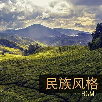 民族风格BGM - 舒暖的安静音乐,看书用,休息