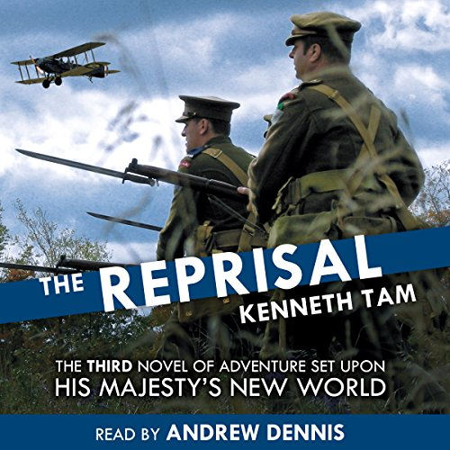 The Reprisal audiobook cover art