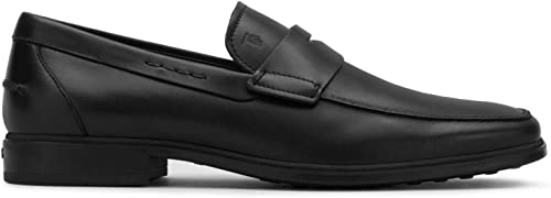 TOD'S - Tod's Mocassins in schwarz Smooth Leather - XXM44A00640D90B999