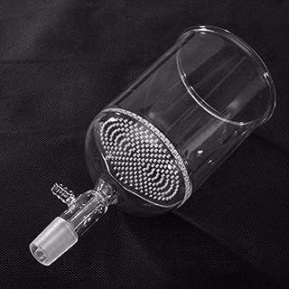 Almencla Pack of 4 1000mL Glass Suction Filter Kit 300ml Buchner Funnel /& 1000mL Erlenmeyer Flask