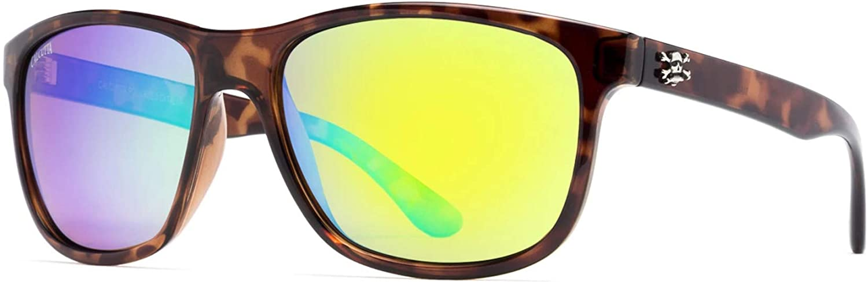 Calcutta Outdoors Catalina Original Series Fishing Sunglasses | Polarized Sport Lenses | Outdoor UV Sun Protection