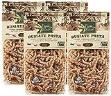 Pasta Italiana Busiate Tumminia - Pasta Artesanal 4 Paquetes- Papa Vince - 100% Siciliana…