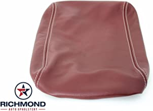 Richmond Auto Upholstery - Replacement Center Console Lid Cover, King Ranch (Compatible with 2008 2009 2010 Ford F250 F-250 F350 King Ranch)