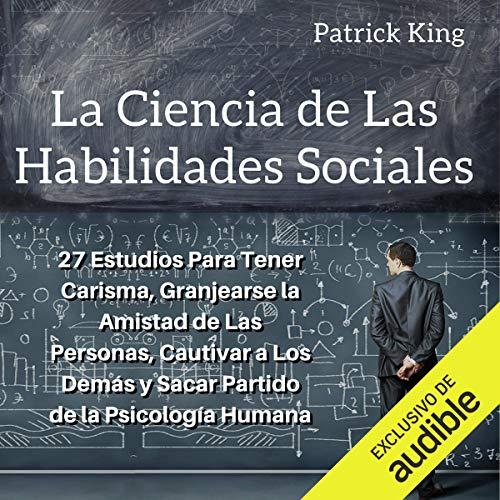 Diseño de la portada del título La ciencia de las habilidades sociales