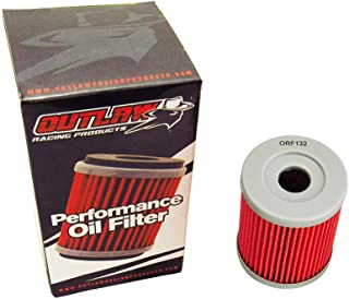 Outlaw Racing Performance Oil Filter for KN132