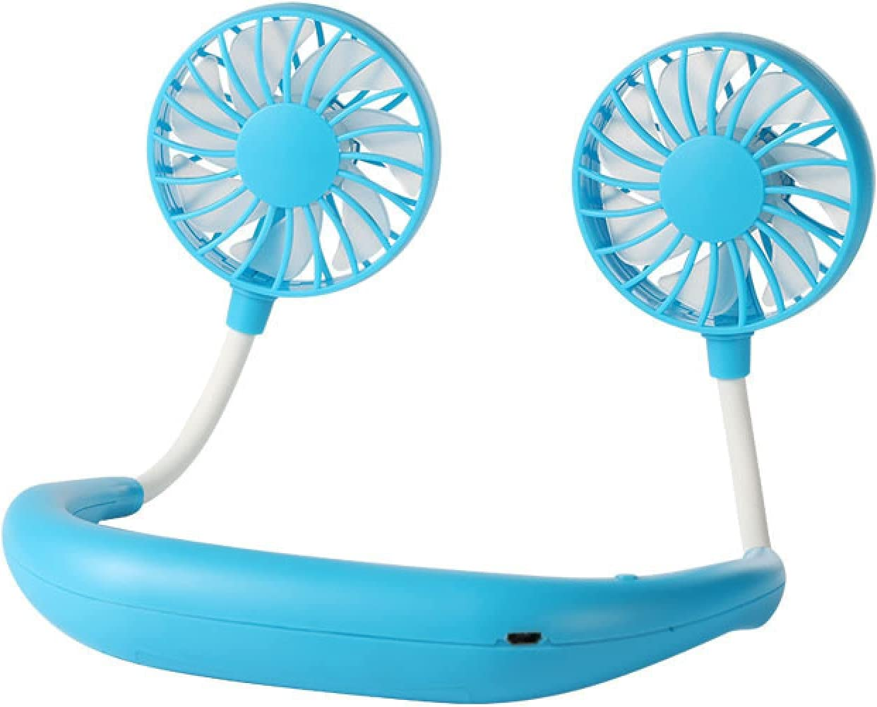 Hands-free Now free shipping High order neck fan cooling personal portable nec