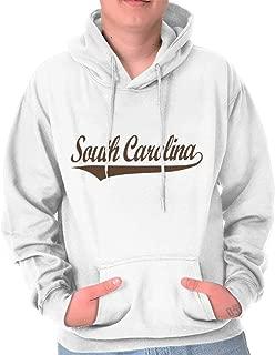South Carolina Athletic Sports College Gym Hoodie