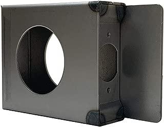 OASIS Gate Lock Box Single Hole 4-1/4