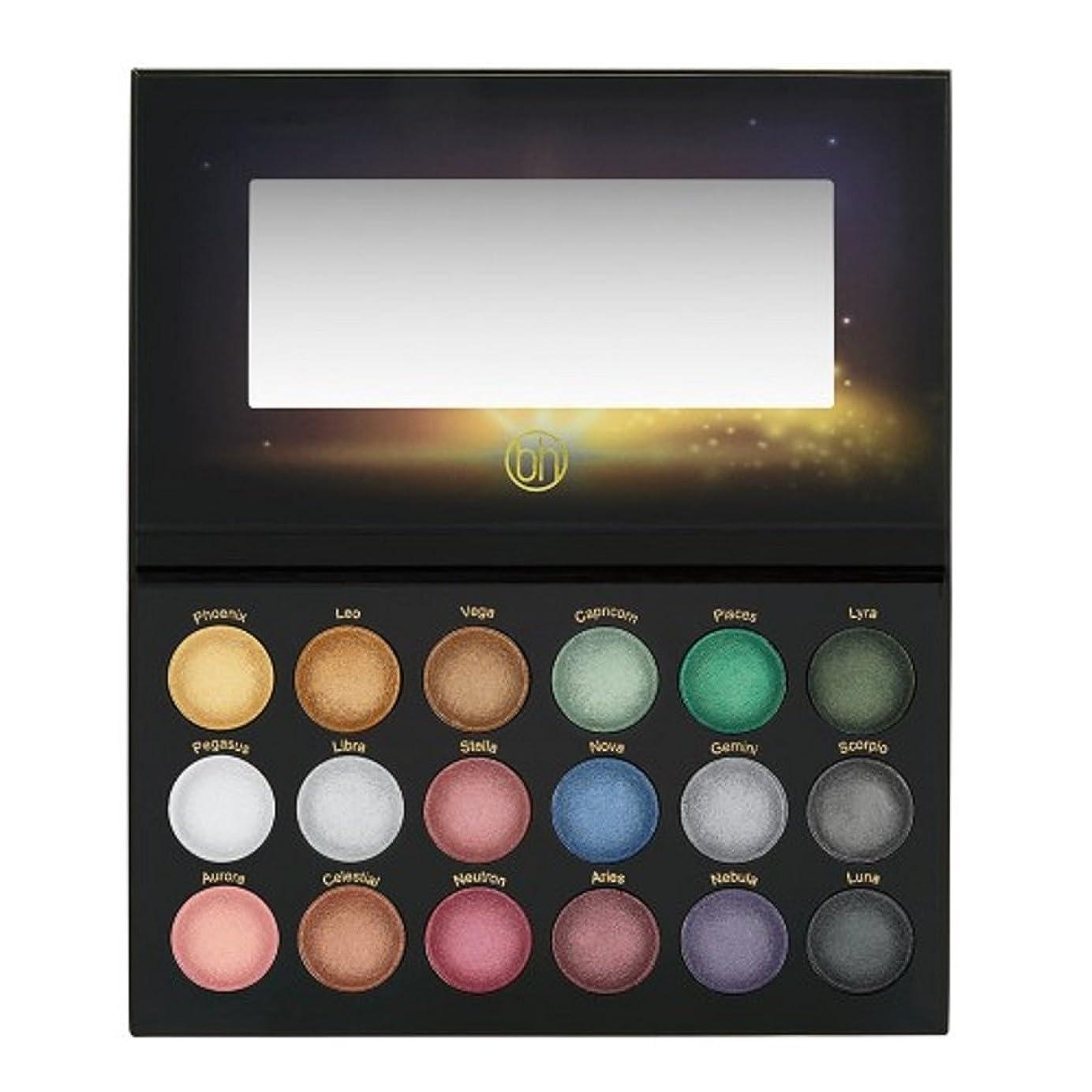 抑圧翻訳する支配的BH Cosmetics Supernova - 18 Color Baked Eyeshadow Palette (並行輸入品)