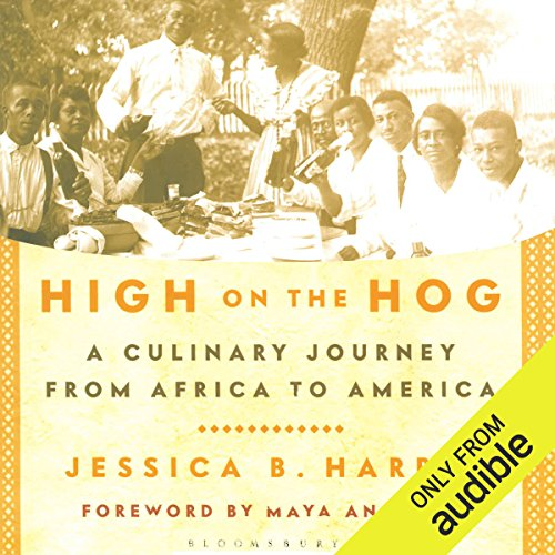 High on the Hog audiobook cover art