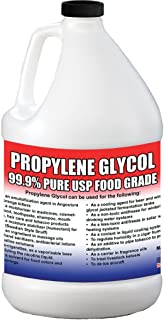 Propylene Glycol USP Kosher Certified 100% Pure Food & Pharmaceutical Grade - Highest Possible Purity - in Safety Sealed HDPE Containers with Resealable Cap 1 Gallon (128 Oz.)
