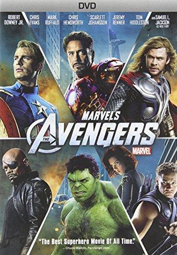 Marvel's the Avengers [DVD] [2012] [Region 1] [US Import] [NTSC]
