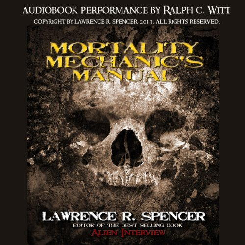 Mortality Mechanic's Manual audiobook cover art