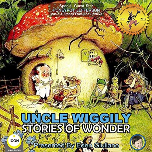 Uncle Wiggily Stories of Wonder cover art