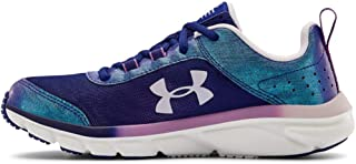 Under Armour Kids' Grade School Assert 8 Frosty Sneaker